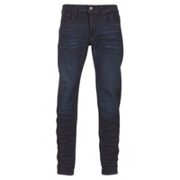 textil Hombre vaqueros slim G-Star Raw 3301 DECONSTRUCTED SLIM Azul