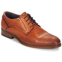 Zapatos Hombre Richelieu Coxx Borba BERTO Camel