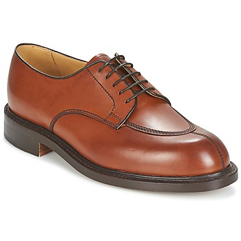 Zapatos Hombre Derbie Barker PARIS Rosa