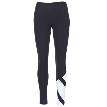 textil Mujer leggings adidas Originals EQT LEGGINGS Negro / Blanco