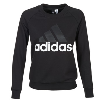 textil Mujer sudaderas adidas Performance ZSS LIN SWEAT Negro