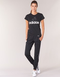 textil Mujer Pantalones de chándal adidas Performance ESS 3S PANT CH Negro