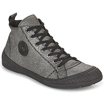 Zapatos Mujer Zapatillas altas Pataugas ROCKER Plateado