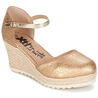Zapatos Mujer Sandalias Xti  DORADO