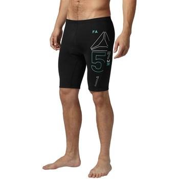 textil Hombre Shorts / Bermudas Reebok Sport Cycle Short Negros