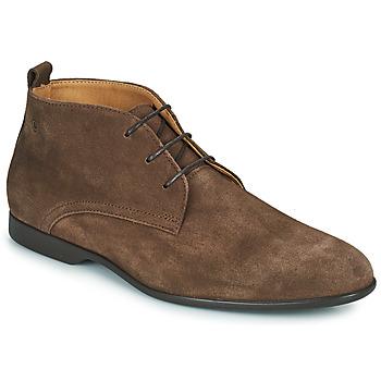 Zapatos Hombre Botas de caña baja Carlington EONARD Marrón