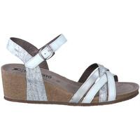 Zapatos Mujer Sandalias Mephisto MADO Blanco