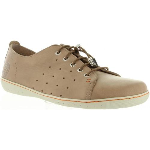 Zapatos especiales para hombres y mujeres Panama Jack IRELAND C6 Beige