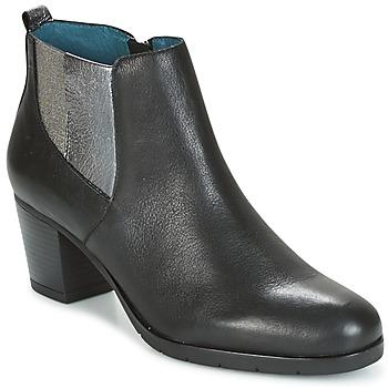 Zapatos Mujer Botines Karston GADJO Negro
