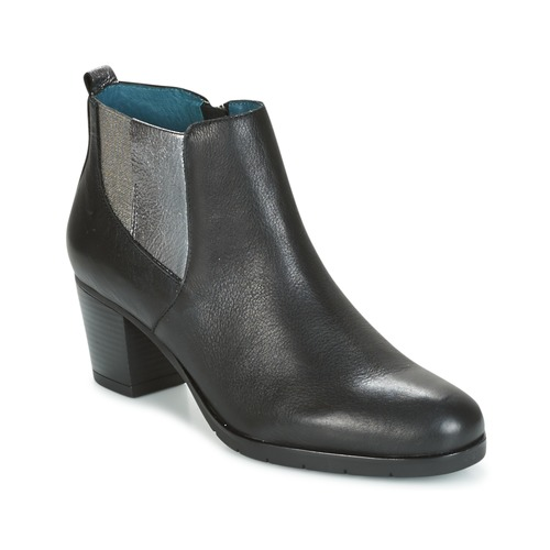 Casual salvaje Zapatos especiales Karston GADJO Negro