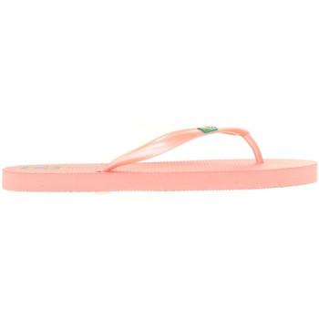 Zapatos Mujer Chanclas Mora Mora Tong Rio  Fushia Rosa