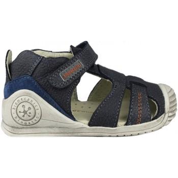 Zapatos Niños Sandalias Biomecanics  AZUL