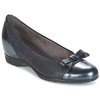 Zapatos Mujer Bailarinas-manoletinas Pitillos 3614 Marino