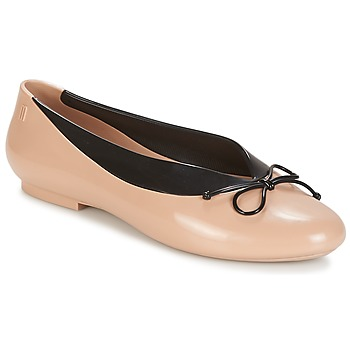 Zapatos Mujer Bailarinas-manoletinas Melissa JUST DANCE Beige