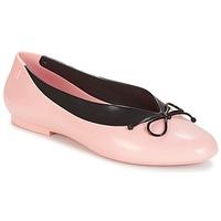 Zapatos Mujer Bailarinas-manoletinas Melissa JUST DANCE Rosa / Negro