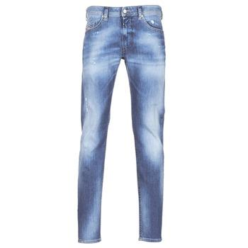 textil Hombre vaqueros slim Diesel THOMMER Azul / 84gq