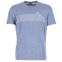 textil Hombre camisetas manga corta Diesel JOE QF Marino