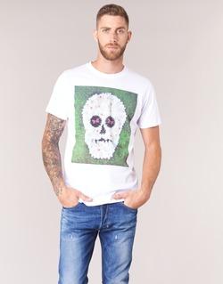 textil Hombre camisetas manga corta Diesel JOE QM Blanco