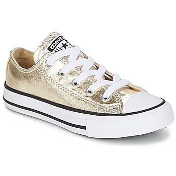 Zapatos Niña Zapatillas bajas Converse CHUCK TAYLOR ALL STAR Kulta