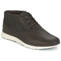 Zapatos Hombre Zapatillas altas Timberland FRANKLIN PRK CHUKKA MULCH / Mincio