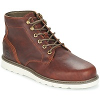 Zapatos Hombre Botas de caña baja Timberland NEWMARKET LUG PT CHUKKA Marrón