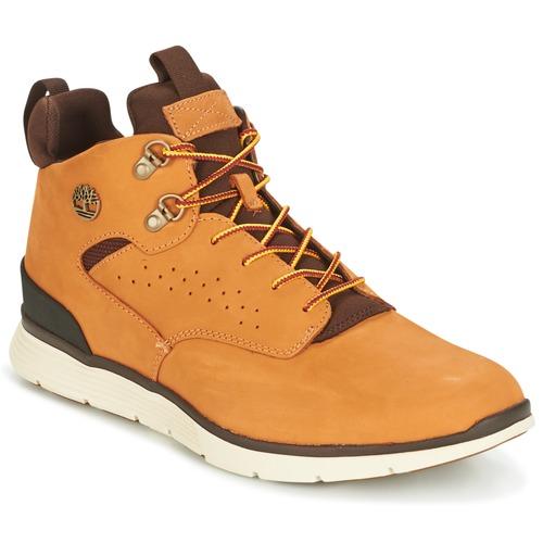 Zapatos Hombre Zapatillas altas Timberland KILLINGTON HIKER CHUKKA Camel