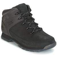 Zapatos Hombre Botas de caña baja Timberland EURO SPRINT HIKER Negro / Gris