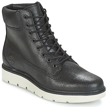 Zapatos Mujer Zapatillas altas Timberland KENNISTON 6IN LACE UP Negro