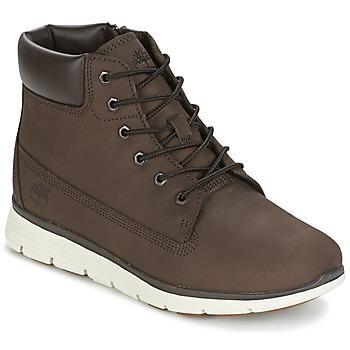 Zapatos Niños Botas de caña baja Timberland KILLINGTON 6 IN Marrón