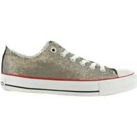 Zapatos Mujer Zapatillas bajas Bass3d 41217 Metálico