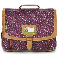 Bolsos Niña Cartable Tann's EXCLU CHERRY CARTABLE 38CM Gris / Rosa