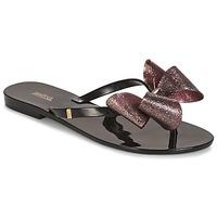 Zapatos Mujer Zapatos de tacón Melissa HARMONIC TARTAN AD Negro