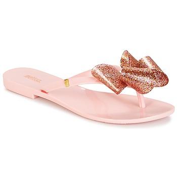 Zapatos Mujer Chanclas Melissa HARMONIC TARTAN AD Rosa