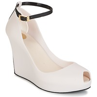 Zapatos Mujer Sandalias Melissa PATCHULI IX AD Beige / Negro