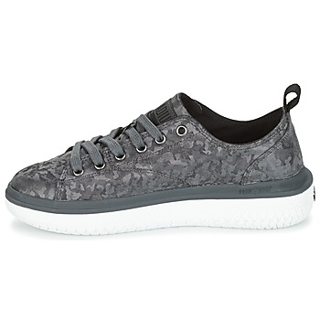 Palladium CRUSHION LACE CAMO Negro / Gris