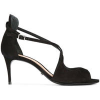 Zapatos Mujer Sandalias Schutz Sandálias  Strappy Black Negro