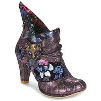 Zapatos Mujer Low boots Irregular Choice MIAOW Violeta