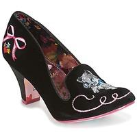 Zapatos Mujer Zapatos de tacón Irregular Choice FUZZY PEG Negro