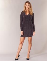 textil Mujer vestidos cortos Morgan RIKRAK Negro