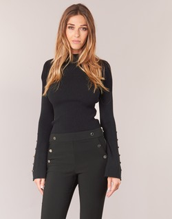 textil Mujer jerséis Morgan MJIK Negro