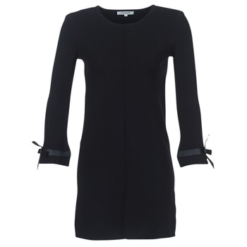 textil Mujer vestidos cortos Morgan RPAULI Negro