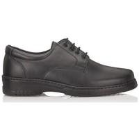 Zapatos Hombre Derbie Pinosos NEGRO ESPECIAL DIABETICO NEGRO