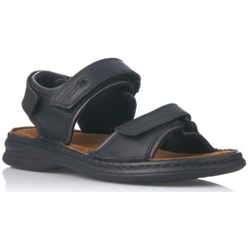 Zapatos Hombre Sandalias Josef Seibel RAFE NEGRO NEGRO