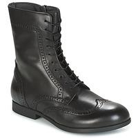 Zapatos Mujer Botas de caña baja Birkenstock LARAMI Negro