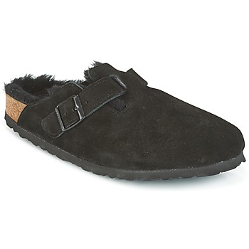 Zapatos Mujer Zuecos (Clogs) Birkenstock BOSTON Negro