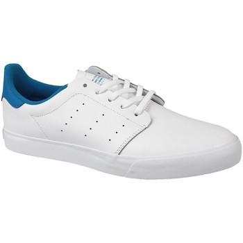 Zapatos Hombre Zapatillas bajas adidas Originals Seeley Court BB8587 Blue,White
