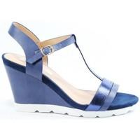 Zapatos Mujer Sandalias La Push 1078 Azul