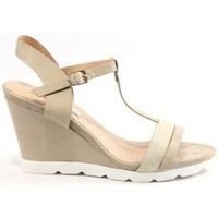 Zapatos Mujer Sandalias La Push 1078 Beige