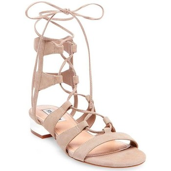Zapatos Mujer Sandalias Steve Madden Chely taupe-suede taupe-suede