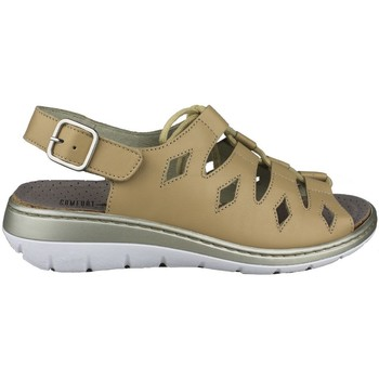 Zapatos Mujer Sandalias Comfort Class  BEIGE
